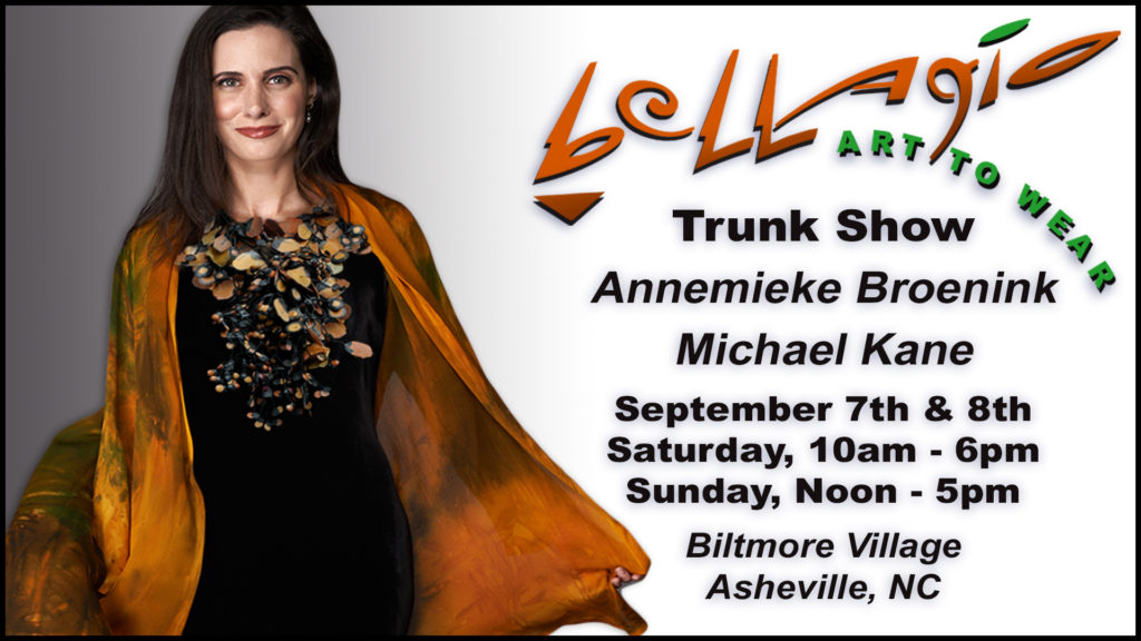 Annemieke Broenink and Michael Kane Trunk Show